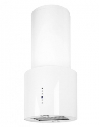 Toflesz Cylinder wyspowy biały 700m3/h - DOSTAWA GRATIS