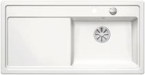 BLANCO ZENAR XL 6 S prawa biały połysk z korkiem InFino