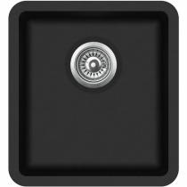 Aquasanita ARCA SQA101-601AW Czarny metalik