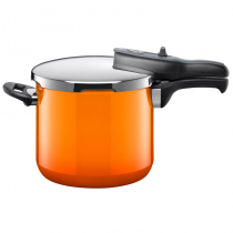 Szybkowar Sicomatic t-plus Passion Orange 6,5l