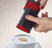 Urządzenie do zdobienia cappuccino Aerolatte