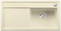 BLANCO ZENAR XL 6 S Silgranit PuraDur jaśmin prawa komora z korkiem InFino i korkiem automatycznym