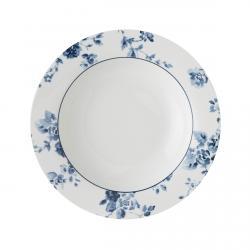 Laura Ashley 22 głęboki talerz porcelanowy W178267 China Rose