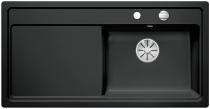 BLANCO ZENAR XL 6 S prawa czarny z korkiem InFino