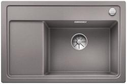 BLANCO ZENAR XL 6 S Compact Silgranit PuraDur alumetalik prawa komora z korkiem InFino i korkiem automatycznym