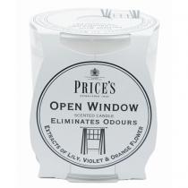 Price's Candles zapachowa świeca w słoiczku OPEN WINDOW