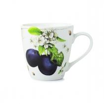 Marjolein Bastin Kubek porcelanowy XL 176303 owoce śliwka