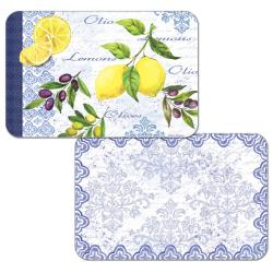 "Cala Home Podkładki na stół dwustronne C49463 ""lemons"""
