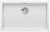 BLANCO SUBLINE 700-U Silgranit PuraDur biały z korkiem InFino