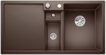 BLANCO COLLECTIS 6 S Silgranit PuraDur kawowy z pojemnikiem, korkami In-Fino i korkiem aut.