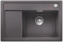 BLANCO ZENAR XL 6 S Compact Silgranit PuraDur szarość skały prawa komora z korkiem InFino i korkiem automatycznym