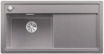 BLANCO ZENAR XL 6 S lewa alumetalik z kor. InFino, z kor. automat.