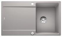 BLANCO IDENTO 45 S-F szarość aluminium