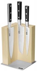FISSLER - Profession - 4-elementowy magnetyczny blok z nożami