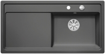BLANCO ZENAR XL 6 S prawa bazaltowy z korkiem InFino