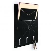 Tablica magnetyczna ORGANIZER A4 czarna