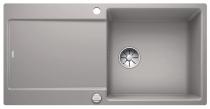 BLANCO IDENTO XL 6 S szarość aluminium