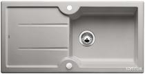 BLANCO IDESSA XL 6 S Ceramika Szarość Aluminium