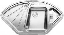 BLANCO DELTA-IF stal szlachetna z korkiem InFino i korkiem aut.