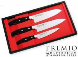 YAXELL PREMIO HG 3 pcs (No. 1) Santoku & Chef 31608- Dostawa gratis - towar w magazynie!