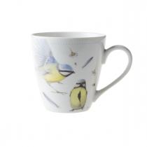 Marjolein Bastin Kubek porcelanowy XL 176536 ptaki blue tit