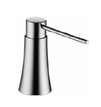 Zoe stainless steel Soap dispenser