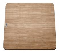 BLANCO Deska drewniana jesion do ZENAR 45S, 375x367mm