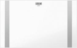Elleci Deska szklana biała ATV01002