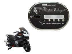 Panel muzyczny do motoru na akumulator HZB118