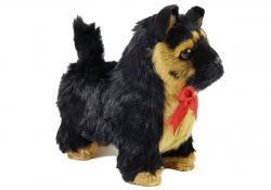 Interaktywny Pies Owczarek Niemiecki Porusza się, Szczeka