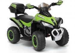 Quad na Akumulator GTS1188-A Zielony