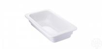 GastroSUS Cellana pojemnik porcelanowy GN 1/3 32,5 x 17,5 x 2,0 cm około 040 l 167120-13-20