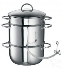 ROHE GERMANY Ravenna Sokownik / garnek do gotowania na parze 22cm 213101-22 - towar na magazynie!!!