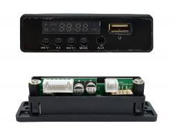 Panel muzyczny do pojazdu na akumulator AUX USB