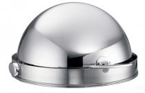 GastroSUS podgrzewacz bufetowy Monaco okrągły  53 x 53 x 26 cm 167071