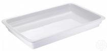 GastroSUS Cellana pojemnik porcelanowy GN 1/1 53,0 x 32,5 x 6,5 cm około 8,00 l 167120-11-65