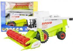 Kombajn Do Zboża Maszyna Pojazd Rolniczy