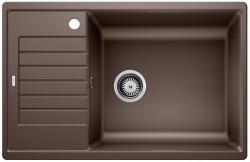 BLANCO ZIA XL 6 S Compact Silgranit PuraDur kawowy bez korka automatycznego