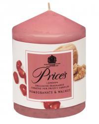 Price's Candles zapachowa świeca POMEGRANATE & WALNUT