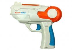 Pistolet na Bańki mydlane na baterie Pomarańczowy