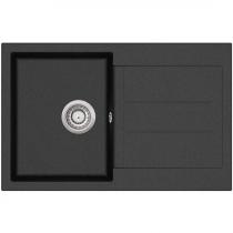 Aquasanita TESSA SQT101-601AWP  BLACK METALIK nowy przycisk automatu