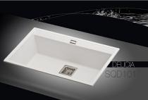 Aquasanita DELICIA SQD101-710AW Alba