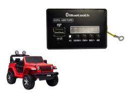 Panel Muzyczny Do Auta na Akumulator DK-JWR555