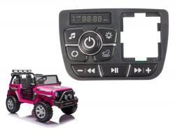 Panel muzyczny do pojazdu na akumulator XMX618