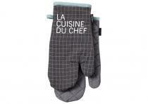 Ladelle La Cuisine komplet dwóch rękawic kuchennych L46304