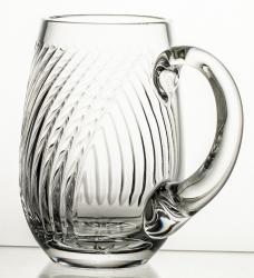 Kufel pokal kryształowy do piwa Linea (13836)