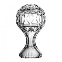 Puchar kula kryształowy na nodze 6597