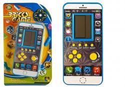 Gra elektroniczna Tetris Komórka Niebieska