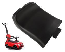 Siedzenie do jeździka mercedes czarne