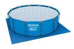 Bestway 58002 MATA POD BASEN OGRODOWY 3.96m x 3.96m